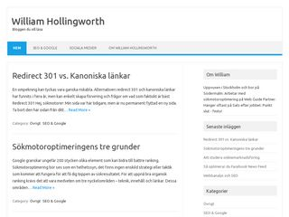 williamhollingworth.se