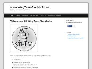 wingtsun-stockholm.se