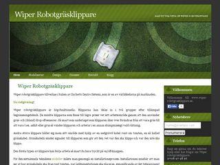 wiper-robotgrasklippare.se