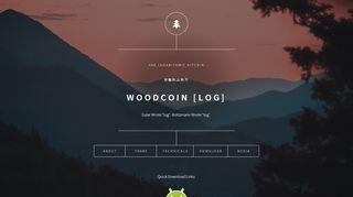 woodcoin.org