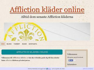 affliction-kläder.se