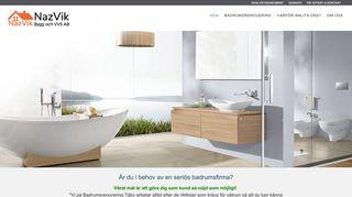 badrumsrenoveringtäby.com