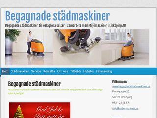 begagnadestädmaskiner.se