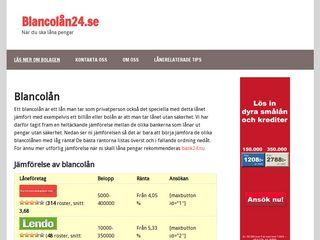 blancolån24.se