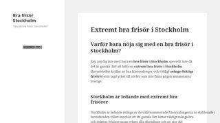 brafrisörstockholm.se