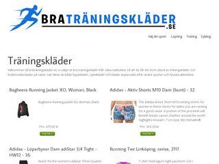 braträningskläder.se