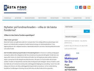 bästafond.se