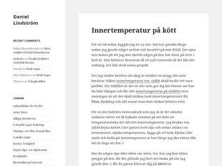 daniellindström.se