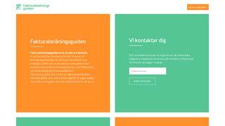 fakturabelåningsguiden.se