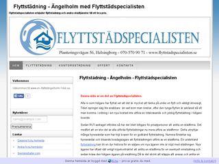 flyttstädängelholm.se