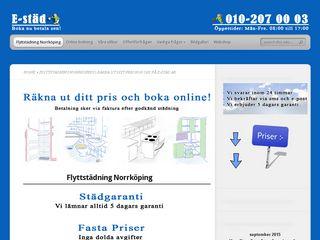 flyttstädning-norrköping.se