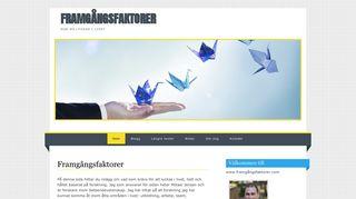 framgångsfaktorer.com