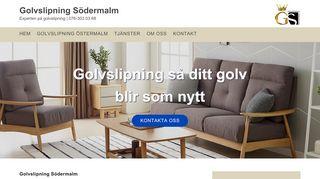 golvslipningsödermalm.se