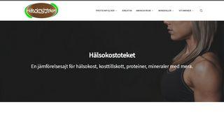 hälsokostoteket.se
