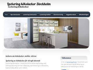 lackeringköksluckor.se