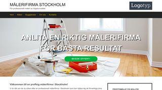 målerifirmastockholm.biz