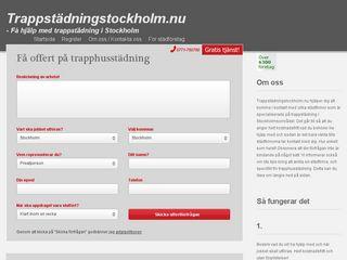 trappstädningstockholm.nu