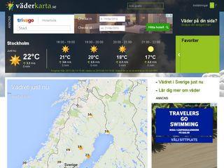 väderkarta.se