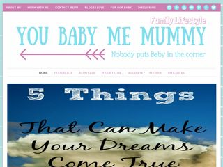 Preview of youbabymemummy.com
