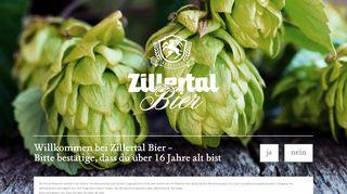 zillertal-bier.at
