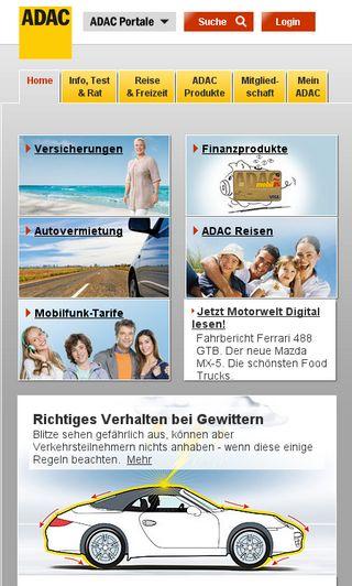 Mobile preview of ffw-stetten.de