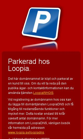 Mobile preview of adaptionmedia.se