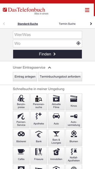 Mobile preview of polsterei-schnell.de