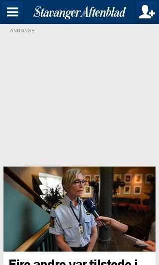 Mobile preview of aftenbladet.no