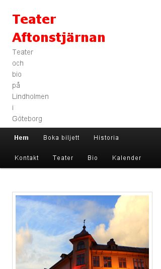 Mobile preview of aftonstjarnan.se