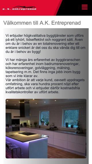 Mobile preview of ak-e.se