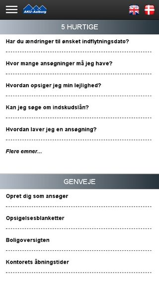 Mobile preview of aku-aalborg.dk