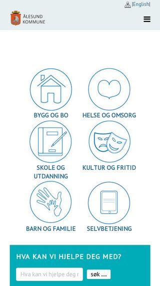 Mobile preview of sande-mr.kommune.no