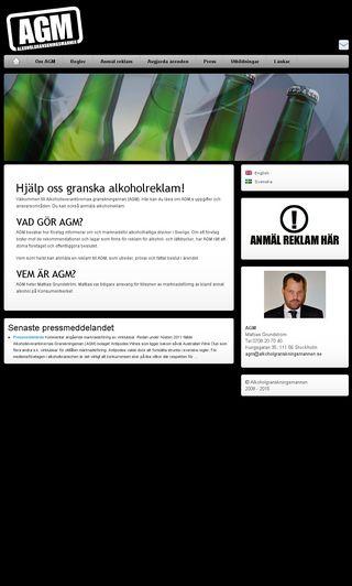 Mobile preview of alkoholgranskningsmannen.se