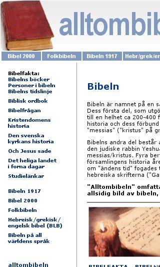 Mobile preview of svenskapologetik.wordpress.com