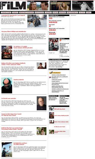 Mobile preview of alltomfilm.se