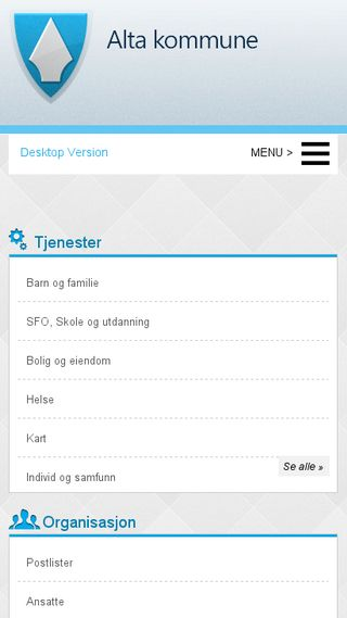 Mobile preview of alta.kommune.no