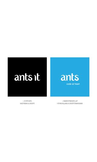 Mobile preview of ants.se