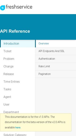 Mobile preview of freshservice.se