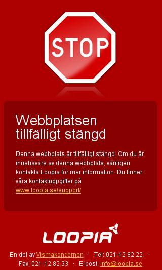 Mobile preview of arbetarteater.nu