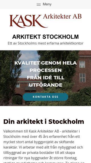 Mobile preview of arkitektstockholm.biz