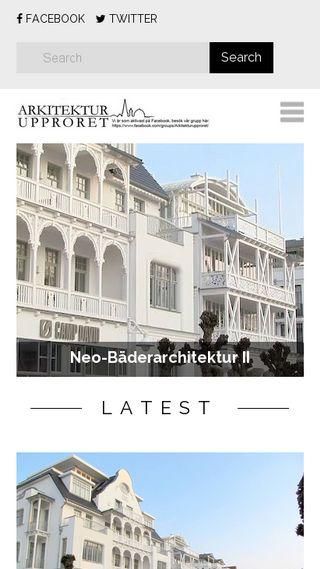 Mobile preview of arkitektalbert.se