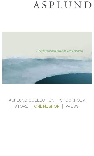 Mobile preview of asplund.org