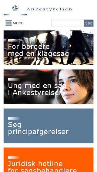 Mobile preview of psykolognaevnet.dk