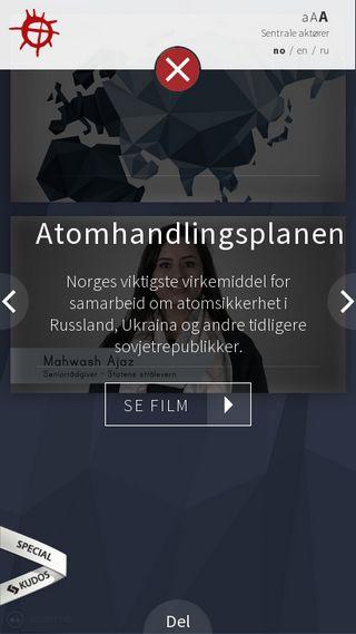 Mobile preview of atomhandlingsplanen.no