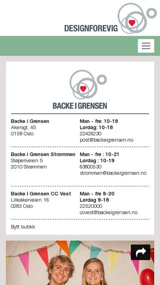Mobile preview of backeigrensen.no