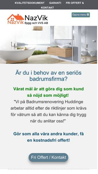 Mobile preview of seopartnersverige.se