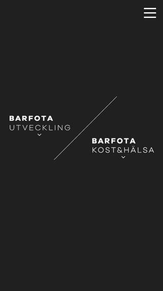 Mobile preview of barfota.se
