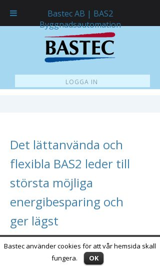 Mobile preview of bastec.se