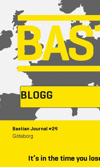 Mobile preview of bastianproject.se