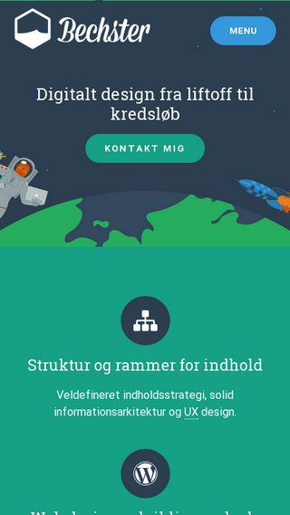 Mobile preview of bechster.dk